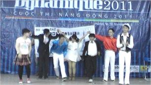 """Việt Nam tham dự cuộc thi khu vực """"Dynamic -Năng động 2011"""""""