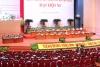 Khai mạc Phiên làm việc thứ nhất Đại hội Đoàn toàn quốc lần thứ XI