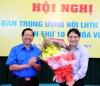 Anh Nguyễn Đắc Vinh giữ chức vụ Chủ tịch Ủy ban Trung ương Hội LHTN Việt Nam khóa VI