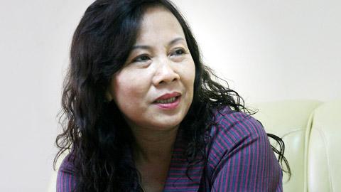 Thứ trưởng Bộ GD-ĐT Nguyễn Thị Nghĩa.